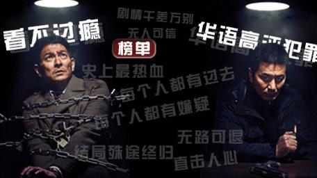 看不过瘾的高评分华语犯罪
